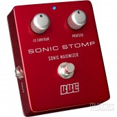 BBE Sonic Stomp SS-92 Maximizer Stomp Box Guitar Pedal w/ AC Adaptor